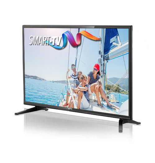 LED Smart-TV i lager