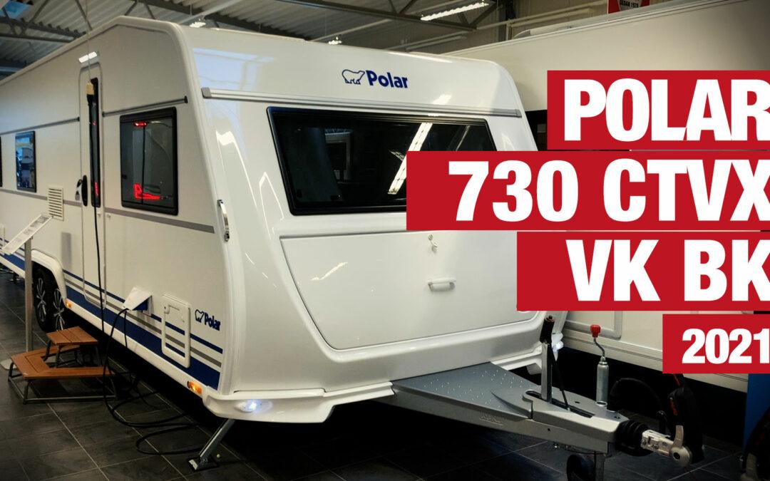 Mikael visar Polar 730 CTVX BK VK – 2021