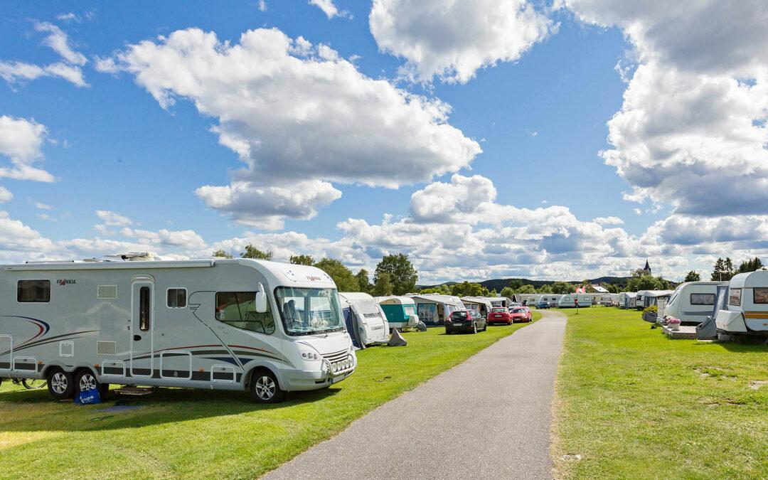 Nya campingrekord under påsken