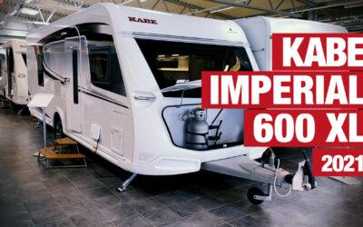 Ove visar upp KABE Imperial 600 XL – 2021
